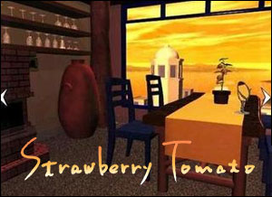 Strawberry Toamto