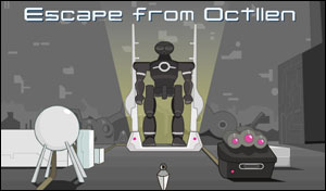 Escape from Octlien