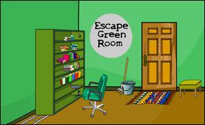 Escape Green Room