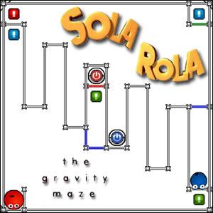 Sola Rola - THe Gravity Maze