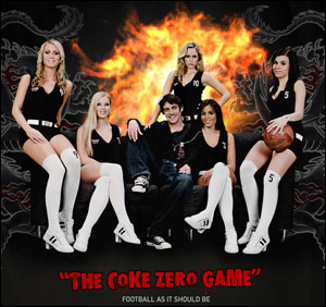The Coke Zero Game