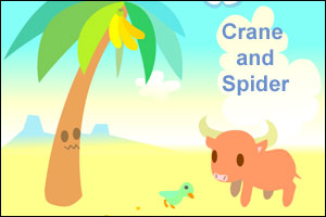 Crane and Spider