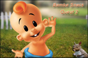 Bamba Snack Quest 2