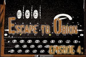 Escape to Obion - 4