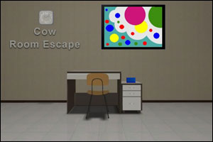 Cow Room Escape
