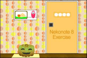 Nekonote 8 - Exercice