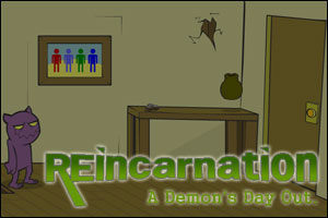 Reincarnation: A Demon's Day Out