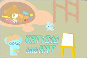 Katydid and Ant