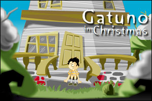 Help Gatuno solve another dilemma this time during #Christmas! #PointAndClick #Gatuno