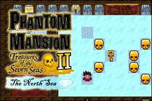 Join Hector as he endeavors to seek out the treasure of the seven seas in The North Sea! #PhantomMansion #HalloweenGames #PlatformingGames