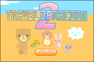 Travel of Racoon 2