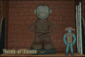 Come check out this #Gumby-esque #Platformer by #Lute! #AdventureGames