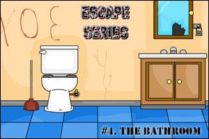 Escape Series #4: The Bathroom