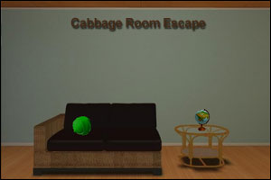 Cabbage Room Escape
