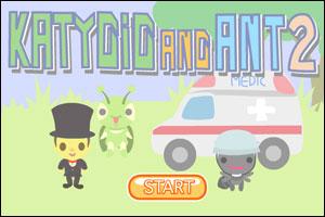 Katydid and Ant 2