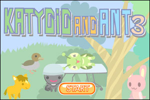Katydid and Ant 3