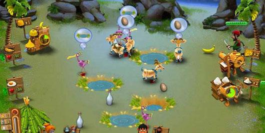Youda Survivor 1 2 كامله مسلية شبه لعبة المزرعة