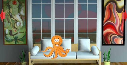 Happy Octopus Escape