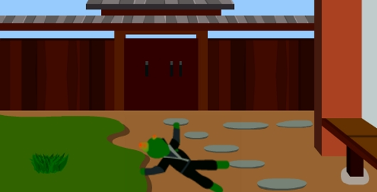 Find the Escape Men 50 In the Ninja House
