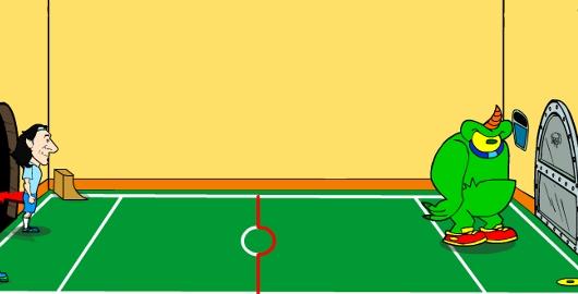 Messi Saw Game