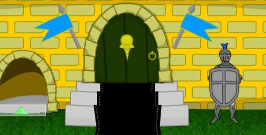 Must Escape The Fortress