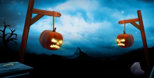 Magic Halloween Escape