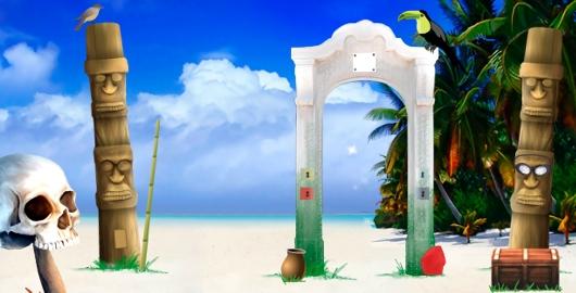 Magic Island Escape 10