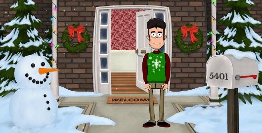 Jerrys Merry Christmas