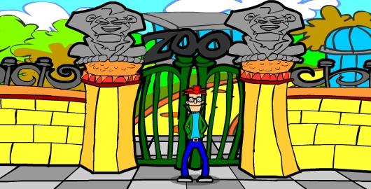 Cody Jones Crazy Zoo