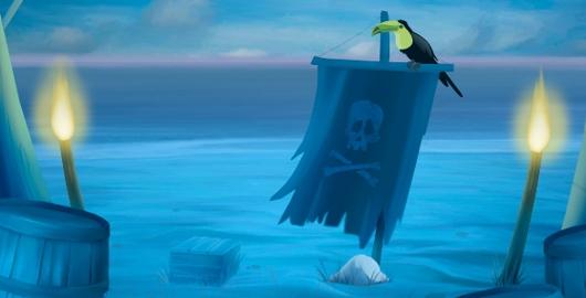 Pirate Coast Escape