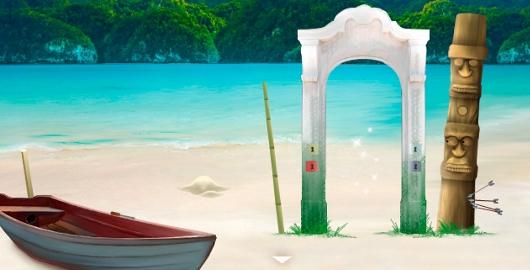 Magic Island Escape 12