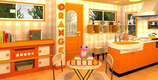 Fruit Kitchens Navel Orange