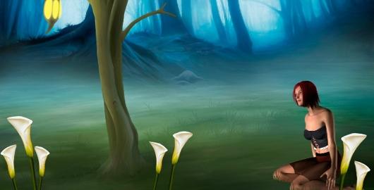 Magic Forest Escape 3
