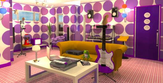 Candy Rooms 9