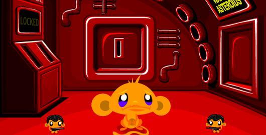 Monkey Go Happy SciFi 2