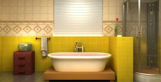 Fresh Bathroom Escape