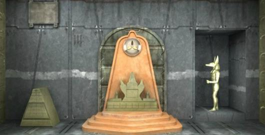 The Elder Temple Escape