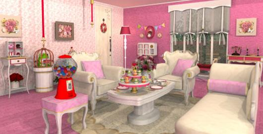 Rose Pink Girly