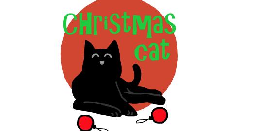 christmascatfgn