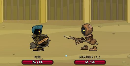 Swords & Souls Game
