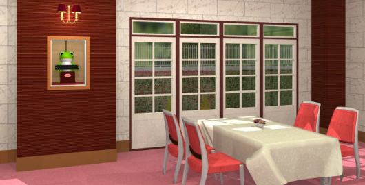 Escape a French Restaurant Game