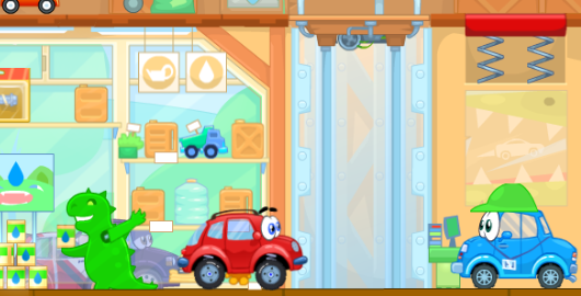 Wheely 5 Game