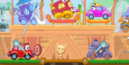 Wheely 6 Game