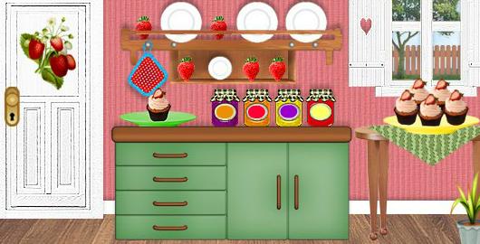 Amajeto Strawberries Game
