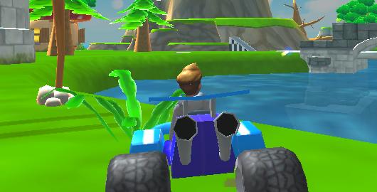 Kart Wars Game