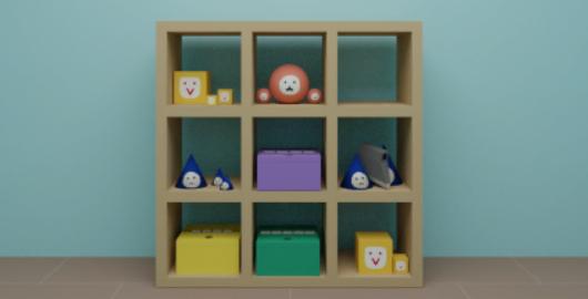 Daruma Cube Game
