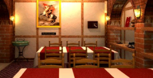 Restaurant Hana Game