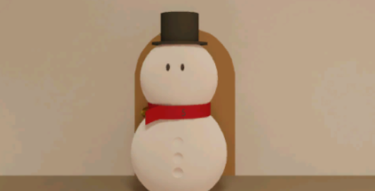 Escape Game Snowman Game