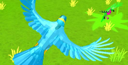 Parrot Simulator Game