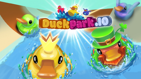 Duckpark game cover